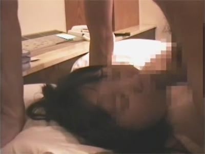 【ひとずま熟女セックス動画】不倫相手のぽっちゃり四十路おばさんとラブホテルに行きハメ撮りして顔射w