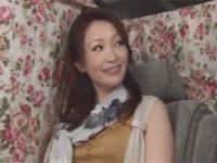 【ひとずま熟女素人動画】謝礼付きアンケートに釣られた40代後半のセレブ妻が電マとバイブ責めで絶叫し失禁w